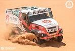 2d desert test session in Africa