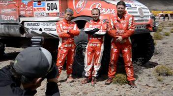 7ma etapa del Dakar 2014
