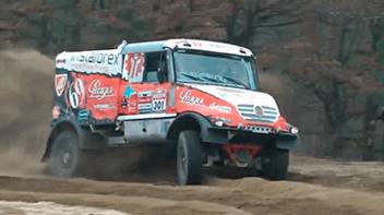 InstaForex Loprais Team va por el Dakar 2014