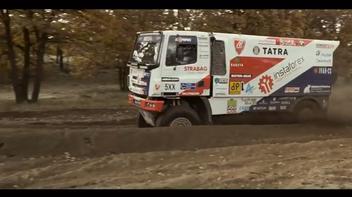 Sesja testowa Tatra Buggyra / DAKAR 2017