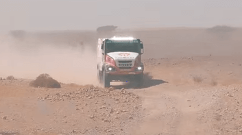 Rajd Maroka 2015