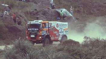 Dakar 2015: 12 etap