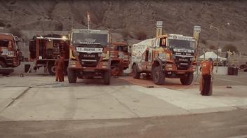 Rallye Dakar 2015: la deuxième étape
