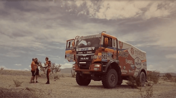 Dakar 2015: 4th stage