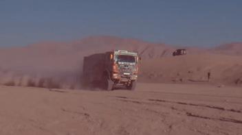 Dakar 2015: 5th stage