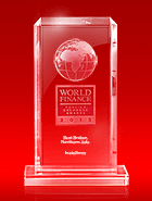 World Finance Awards 2013 - El Mejor Bróker en Asia del Norte