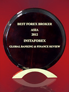 Global Banking & Finance Review 2012  - El Mejor Bróker Forex en Asia