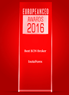 Cel mai Bun Broker ECN 2016 conform European CEO Awards