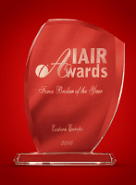 The Best Forex Broker in Eastern Europe 2015 by IAIR Awards