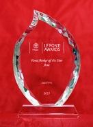 Ο καλύτερος μεσίτης στην Ασία 2019 σύμφωνα με τα Βραβεία Le Fonti