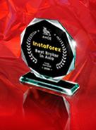Най-активен брокер в Азия 2020 от AtoZ Markets Forex Awards
